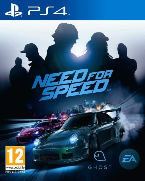 Need for Speed (Sellado)